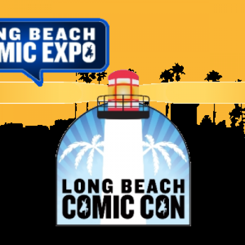 Long Beach Comic Con 2014 – Transformers: Age of Extinction and The Walking Dead Carl Parody
