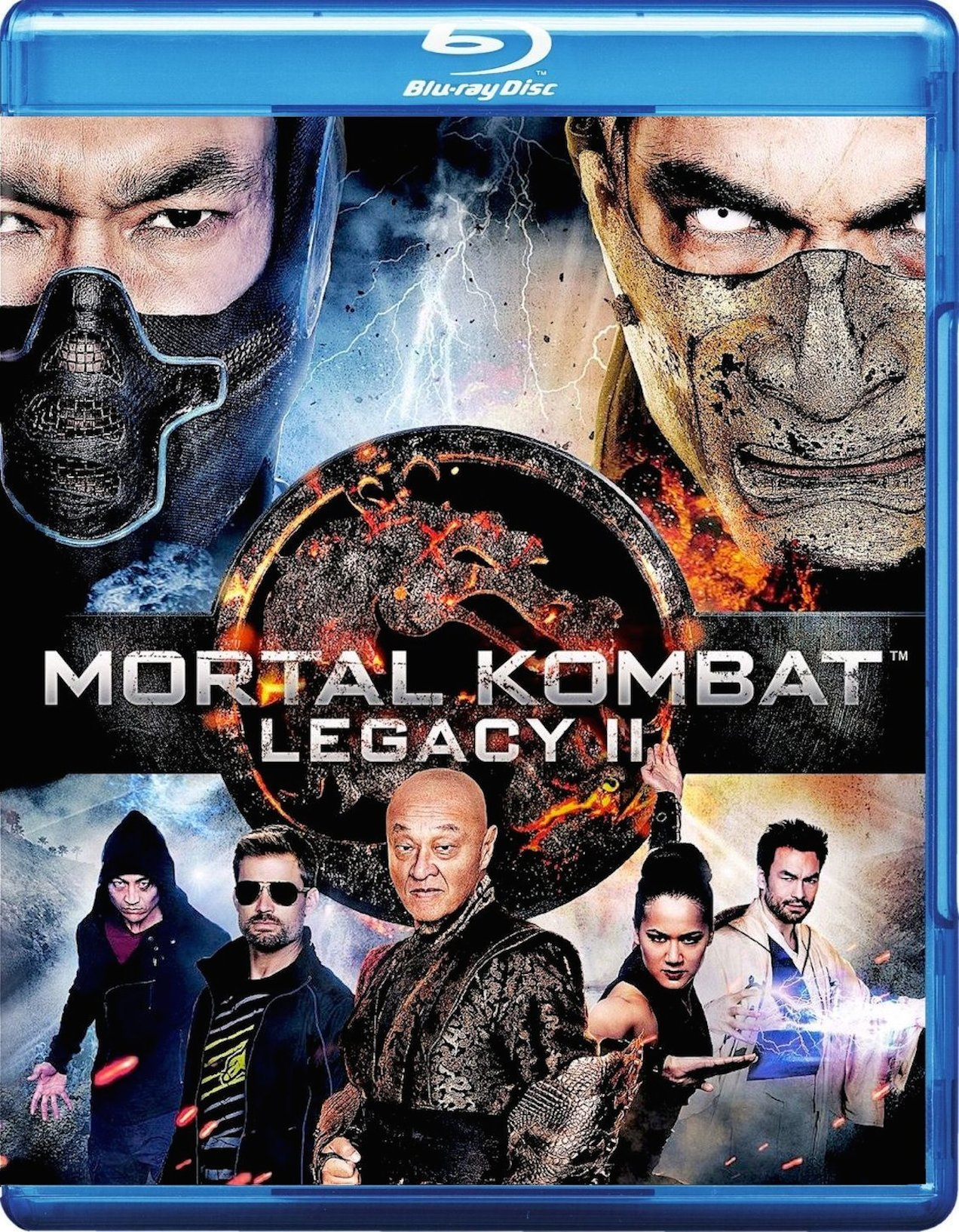 Mortal Kombat 2 Film