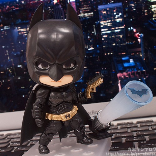 DC gets its first Nendoroid with Batman