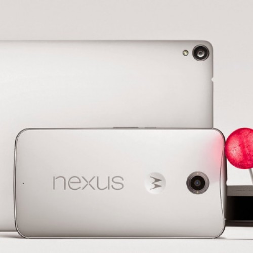 Nexus 6 and 9 to be the first to carry Android Lollipop