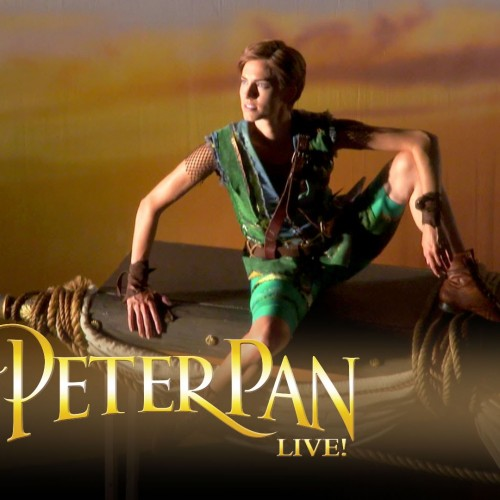 NBC's Peter Pan Live! gets a promo