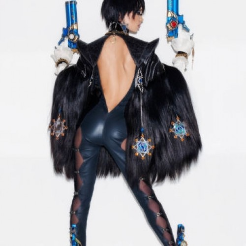 Nintendo and Playboy team up for Bayonetta 2 sexiness