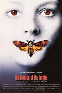 poster for silence of the lambs