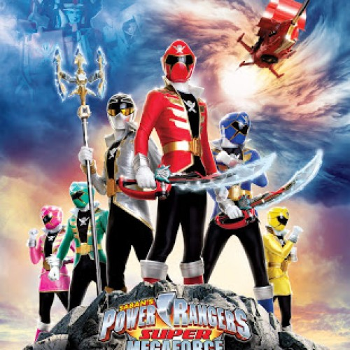 Have a safe and happy Halloween with the Power Rangers Super Megaforce