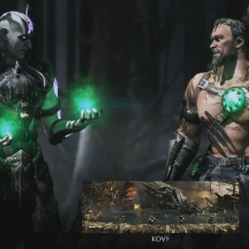 Quan Chi revealed in new Mortal Kombat X gameplay trailer