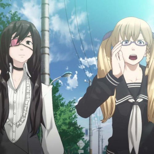 Short Peace: Ranko Tsukigame's Longest Day (PS3 review): Even the title is an oxymoron