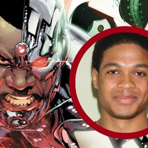 Ray Fisher didn't know about his solo Cyborg film
