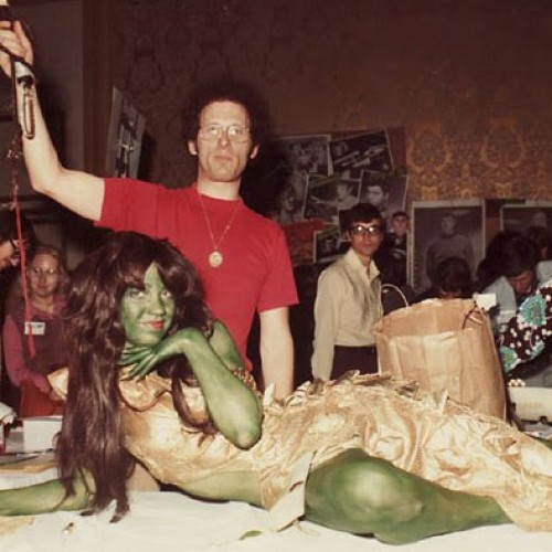 What cosplay looked like 40 years ago