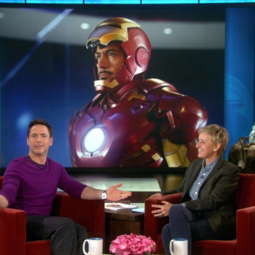 Robert Downey Jr. confirms Iron Man 4