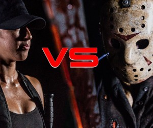 sara connor vs jason voorhees slashup terminator