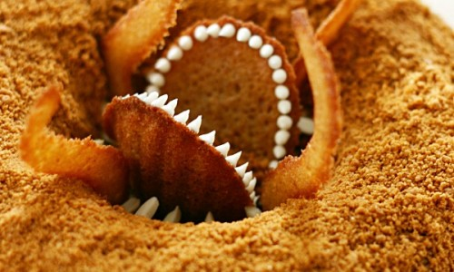 Now you can make your own Star Wars Sarlacc Bundt cake