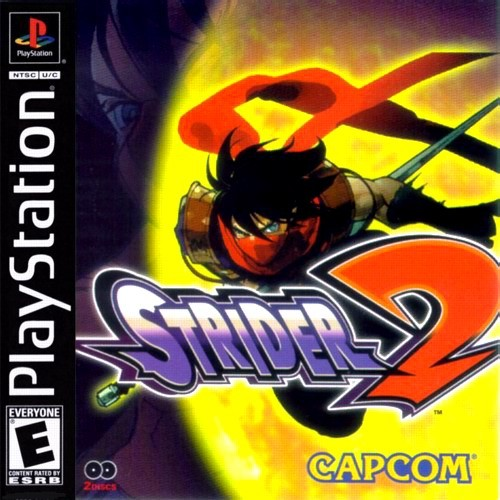 Strider 2 coming next week on PSN as a PSOne Classic