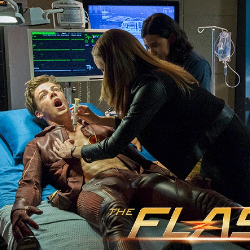 New clips for tonight's Flash episode featuring Firestorm