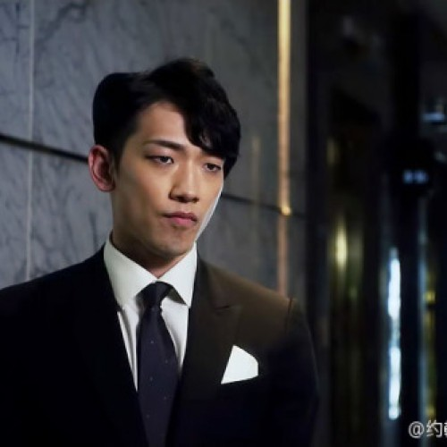 Interview with K-pop singer and actor, Rain, on The Prince