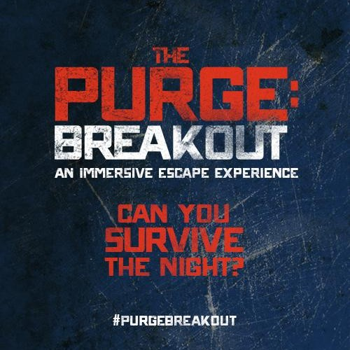 The Purge: Breakout – The hardest Halloween game you will ever play