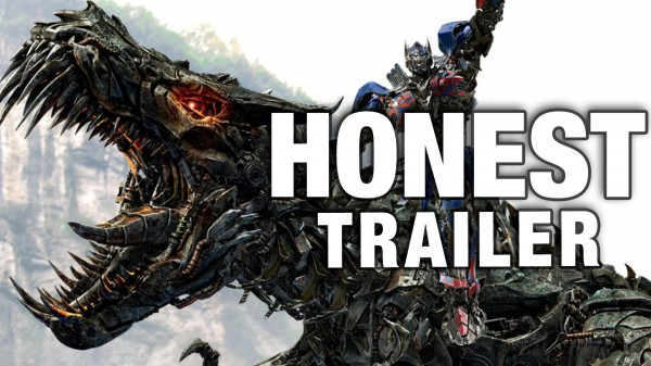 transformers age of extinction honest trailer