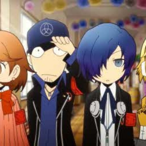 Watch Persona Q's intro from the Persona 3 team's perspective