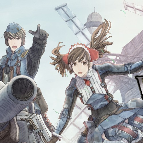 Sega porting Valkyria Chronicles to PC