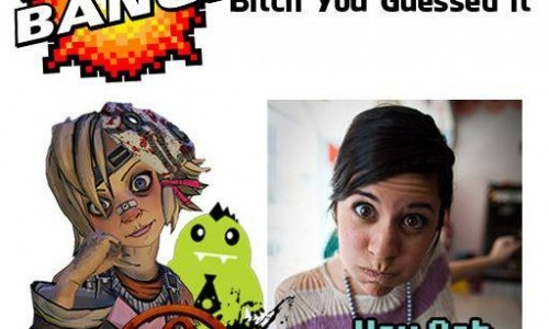 Videogame BANG! Episode 55: Ashly Burch…B*tch, You Guessed It!