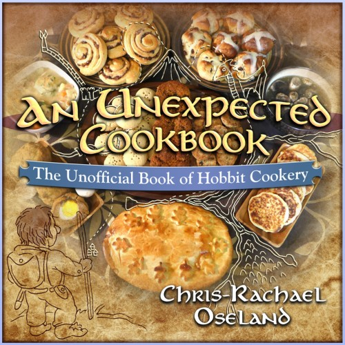 An Unexpected Cookbook: The Unofficial Book of Hobbit Cookery review