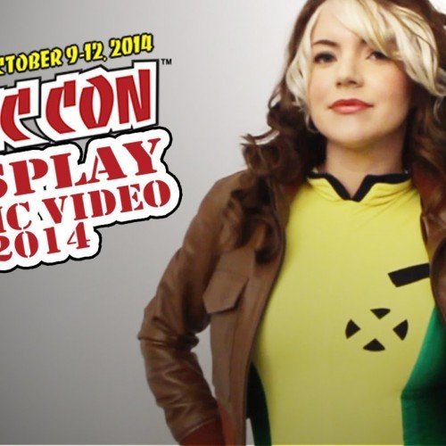 New York Comic Con 2014 cosplay music video