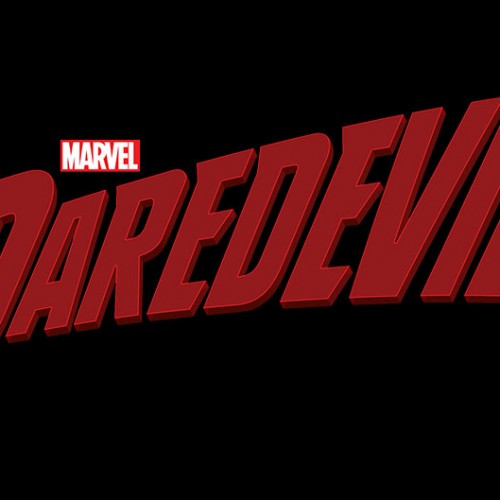 Marvel and Netflix's Daredevil logo revealed