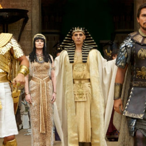 Exodus: Gods and Kings gets a new action-packed trailer
