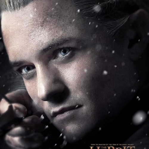 Legolas gets a character poster for The Hobbit: The Battle of the Five Armies