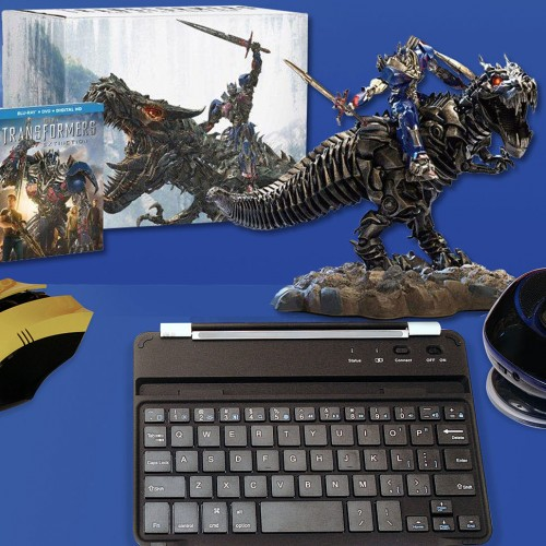 Contest – Transformers: Age of Extinction Blu-ray Gift Set Giveaway