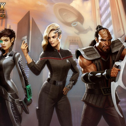 Star Trek Online: Delta Rising has arrived!