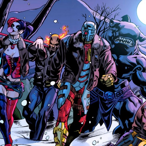 Are these the 'tools' the Suicide Squad team will be using?