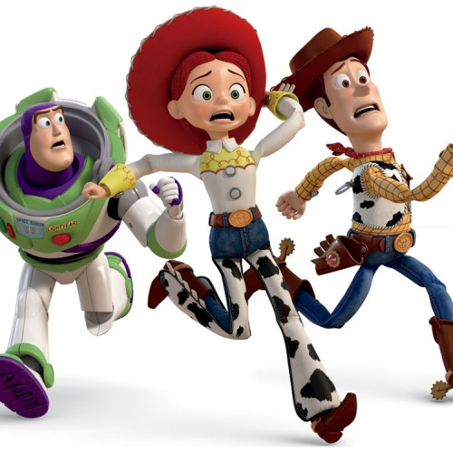 Toy Story 4 will be a romantic comedy?