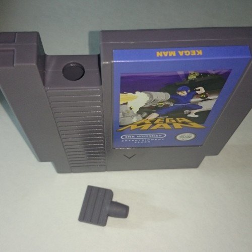 Ink Whiskey releases NES cartridge with a twist