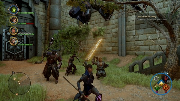 Dragon Age Inquisition Unlimited Crafting Materials