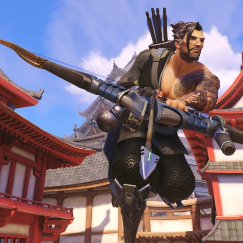 Hands-on with Blizzard's Overwatch