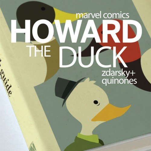 Howard the Duck comic out next year