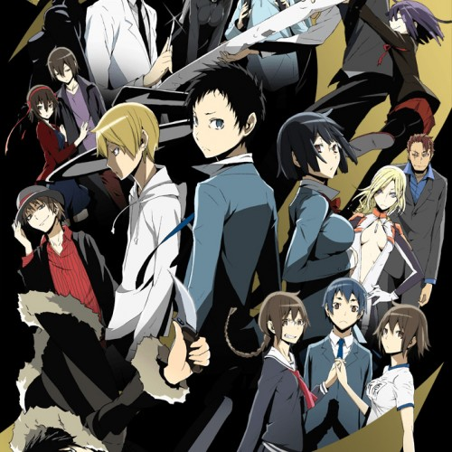 DURARARA!! sequel returns this Winter on Hulu and Crunchyroll
