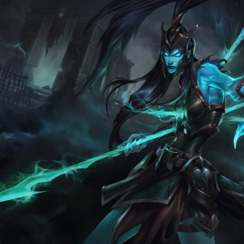 Kalista, The Spear of Vengeance – League of Legends Champion preview