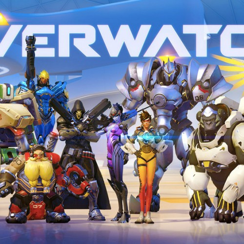 Blizzard's Overwatch coming spring 2016
