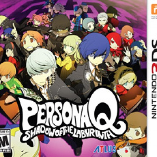 Persona Q: Shadow of the Labyrinth (Nintendo 3DS review)
