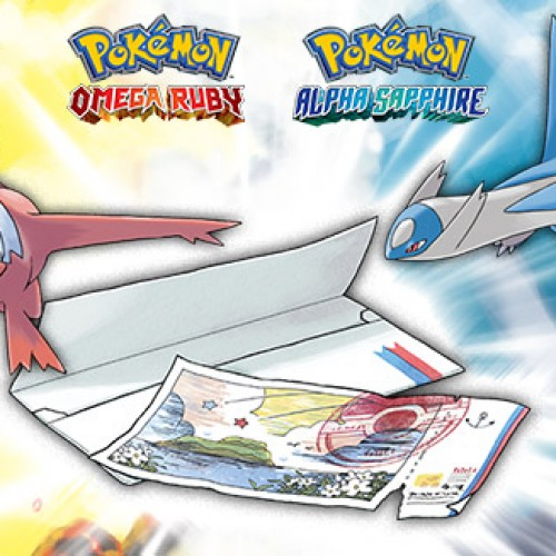 Pokémon trainers, do you want an EON ticket for Pokémon Omega Ruby and Alpha Sapphire?