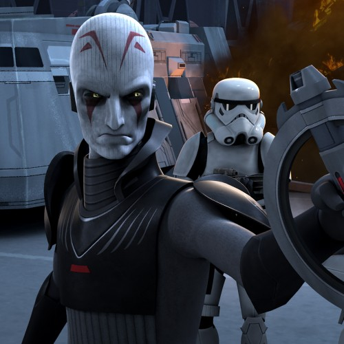 Star Wars Rebels 'Empire Day' clips and photos