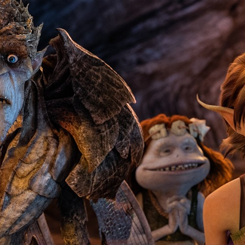 George Lucas' animated film, Strange Magic, to be released by Disney