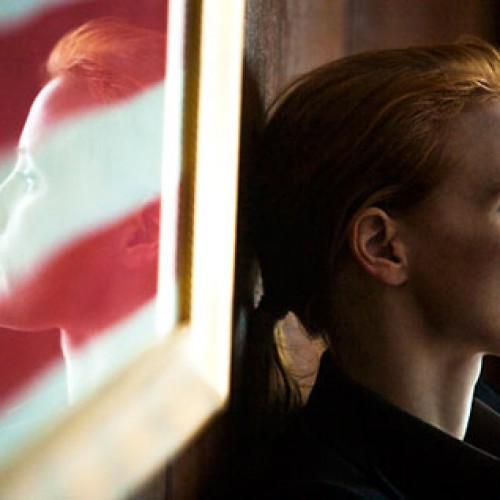 Jessica Chastain never talked to Marvel about Captain Marvel