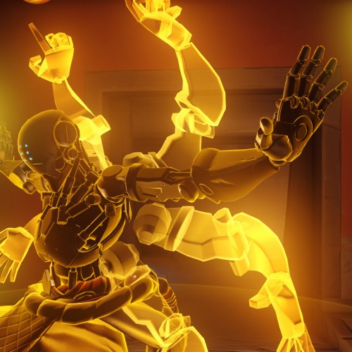 Blizzard releases new 8-minute Overwatch video: Zenyatta