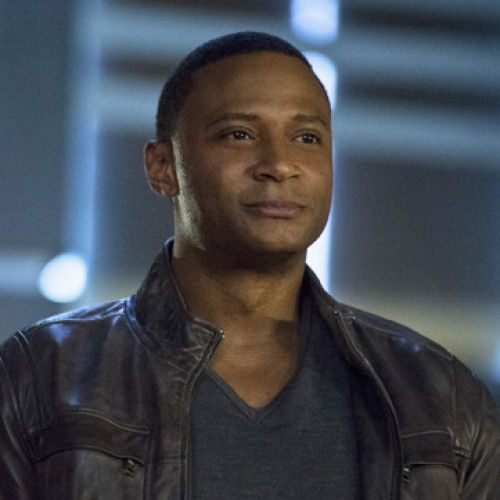 Arrow's Diggle is not going to be John Stewart