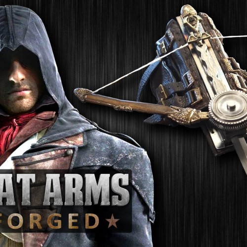 Making a real-life Assassin's Creed Unity 'Phantom Blade'