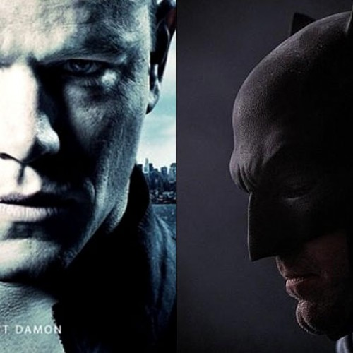 Batman vs. Jason Bourne: Ben Affleck and Matt Damon weigh in on who would win