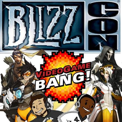 Weekend BANG! Episode 40: Overwatch and BlizzCon