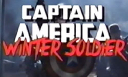 Captain America: The Winter Soldier as an '80s action movie trailer!
